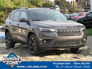 New 2019 Jeep Cherokee ALTITUDE 4X4 Sport Utility near Boston