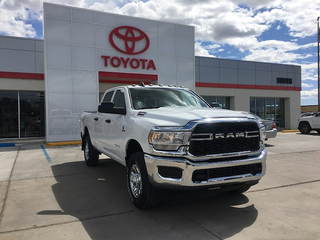 New 2019 Ram 2500 TRADESMAN CREW CAB 4X4 6'4 BOX Crew Cab For Sale Silver City, NM