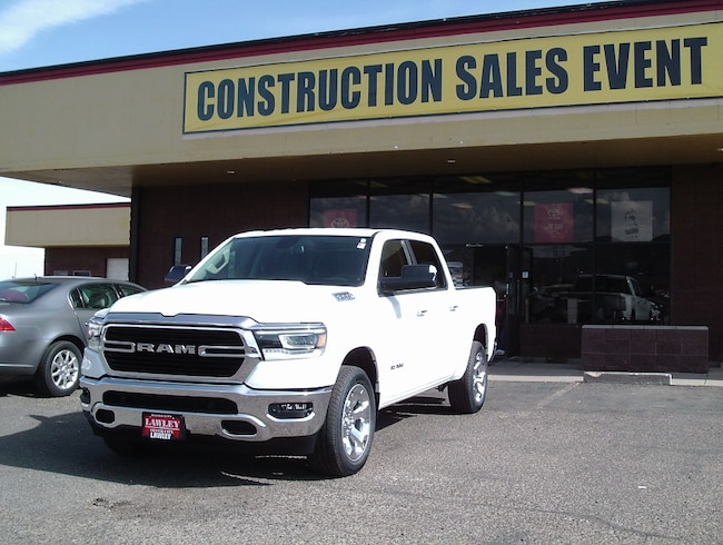 New 2019 Ram 1500 BIG HORN / LONE STAR CREW CAB 4X4 5'7 BOX Crew Cab For Sale Silver City, NM