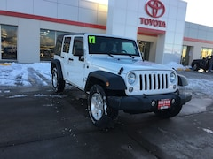 Used 2017 Jeep Wrangler JK Unlimited Sport 4x4 SUV 1C4HJWDG5HL586375 in Silver City, NM