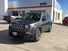Used 2016 Jeep Renegade Latitude FWD SUV ZACCJABT4GPC62678 in Silver City, NM