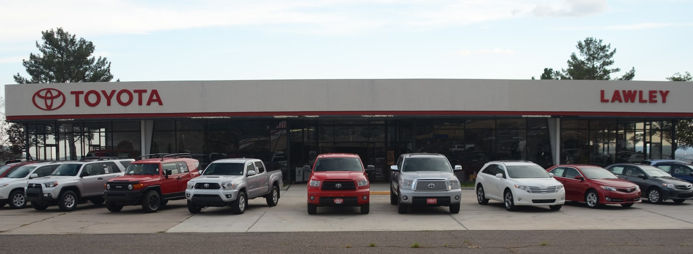 Lawley Toyota Dodge Chrysler Jeep Ram 2750 Highway 180 E. Silver City, NM  88061 575 538 3777