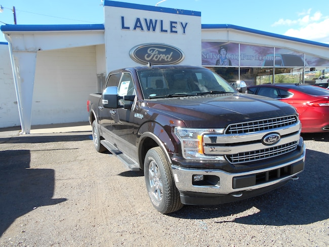 New 2019 Ford F-150 Lariat Truck for sale in East Silver City, NM