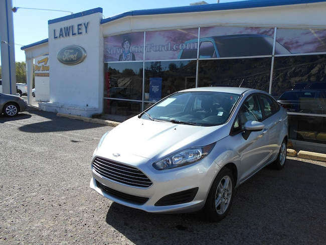 Pre-Owned 2017 Ford Fiesta SE Sedan for sale in East Silver City, NM