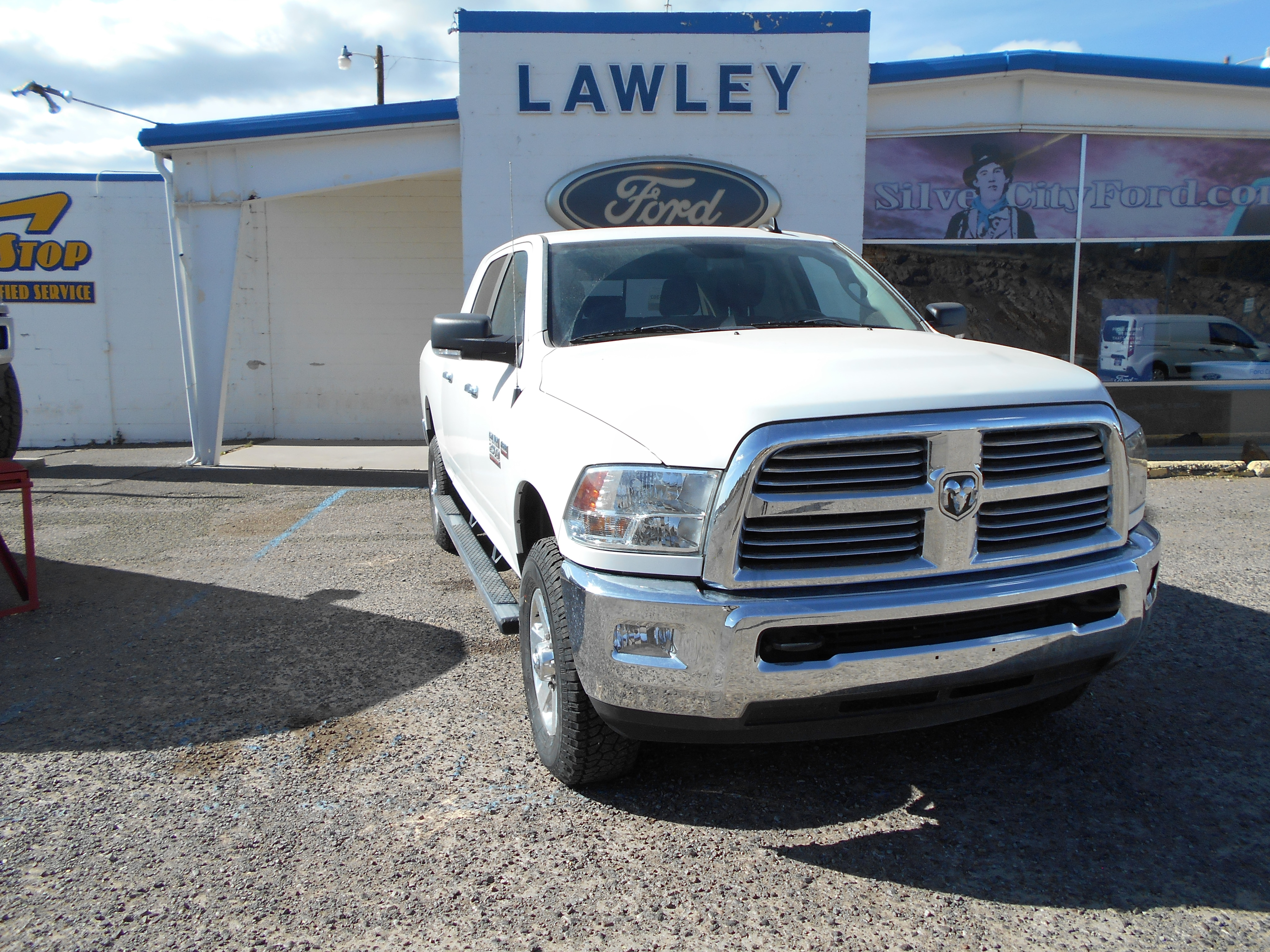 2015 Ram 2500 >> Used 2015 Ram 2500 For Sale Silver City Nm Vin