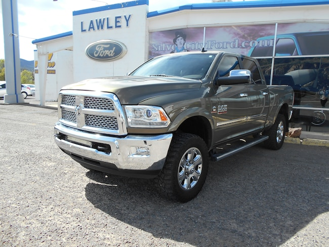 Pre-Owned 2014 Ram 2500 Laramie Crew Cab Truck for sale in East Silver City, NM