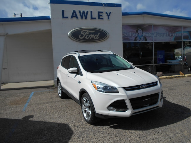 Pre-Owned 2014 Ford Escape Titanium SUV for sale in East Silver City, NM