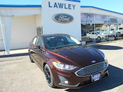 New 2019 Ford Fusion SE Sedan 3FA6P0HD0KR133993 for sale in East Silver City, NM
