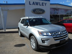New 2019 Ford Explorer XLT SUV 1FM5K8D85KGB21191 for sale in East Silver City, NM