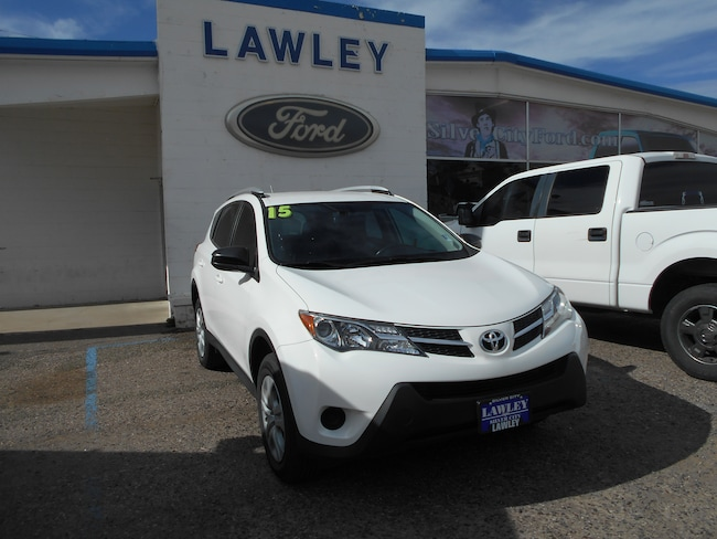 Pre-Owned 2015 Toyota RAV4 LE SUV for sale in East Silver City, NM