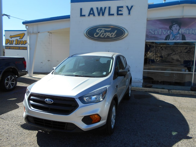 New 2019 Ford Escape S SUV for sale in East Silver City, NM