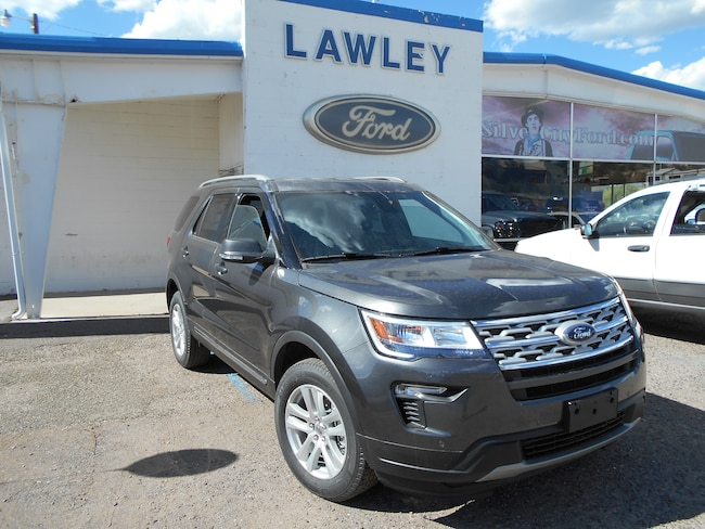 New 2019 Ford Explorer XLT SUV for sale in East Silver City, NM