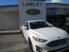 New 2019 Ford Fusion SE Sedan 3FA6P0HD8KR108386 for sale in East Silver City, NM