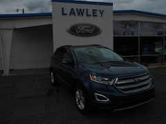 New 2018 Ford Edge SEL Crossover 2FMPK3J91JBC55730 for sale in East Silver City, NM