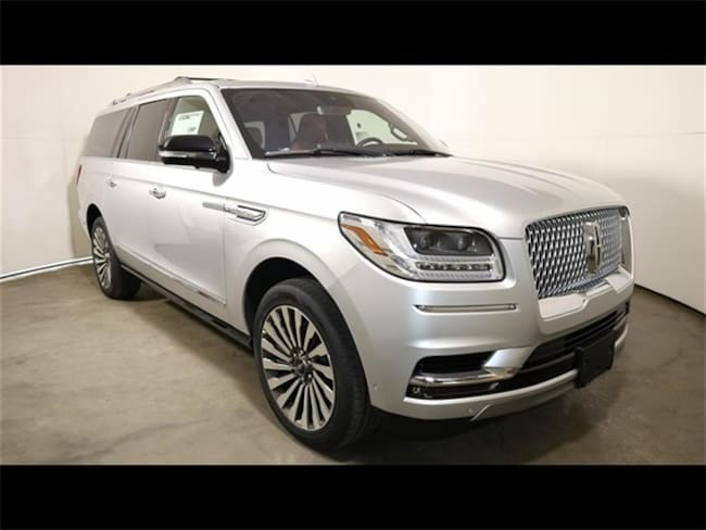 New 2019 Lincoln Navigator For Sale At Lawrence Hall Lincoln Vin