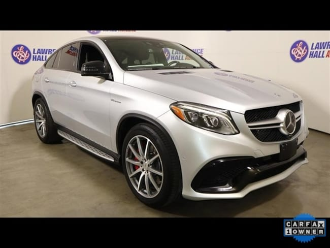 Used 2017 Mercedes Benz Amg Gle 63 For Sale At Lawrence Hall Mazda
