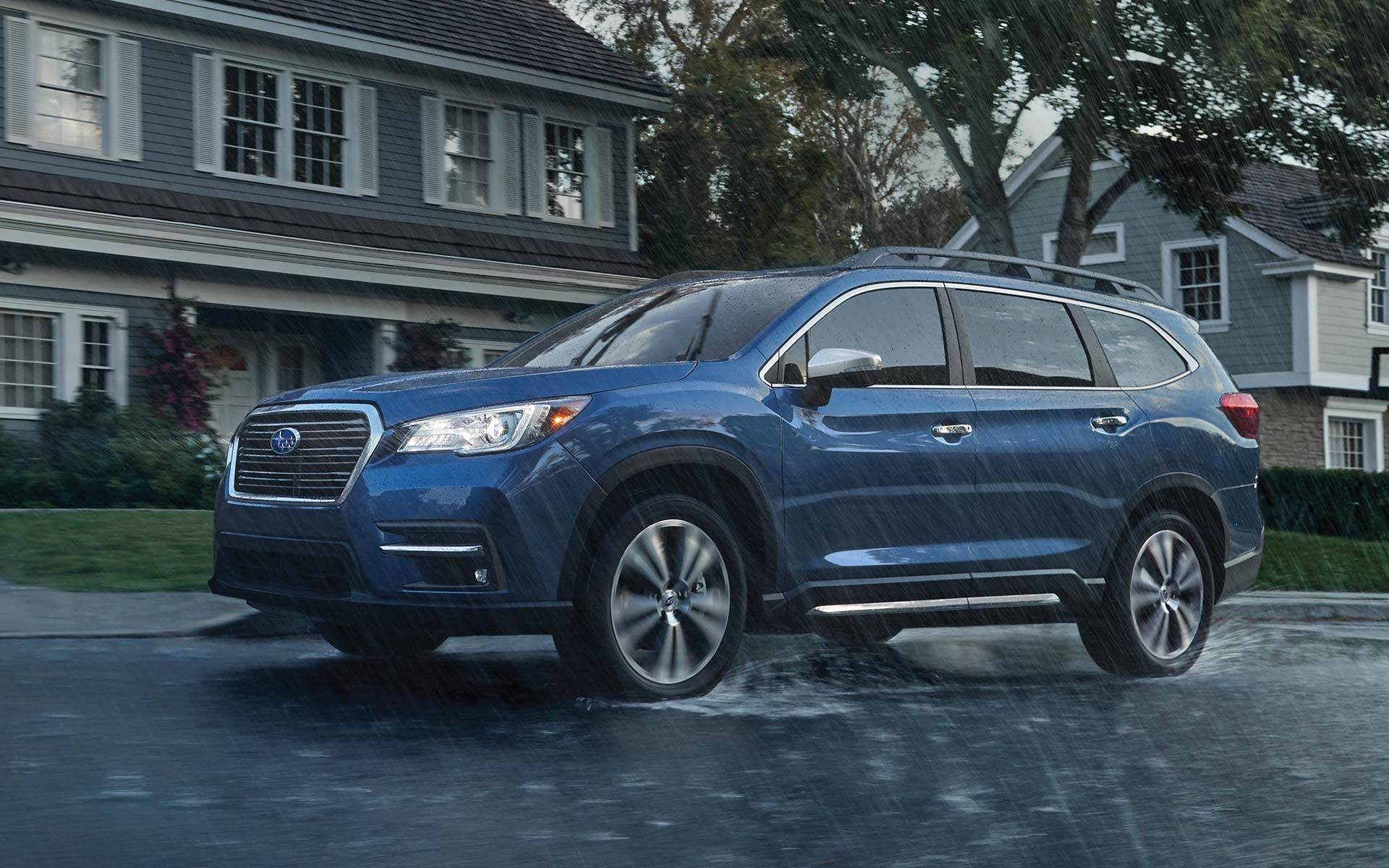 New Subaru Ascent | Lawrence Subaru