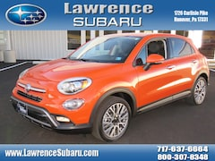 Used 2016 FIAT 500X Trekking SUV ZFBCFXCT3GP346798 in Hanover, PA