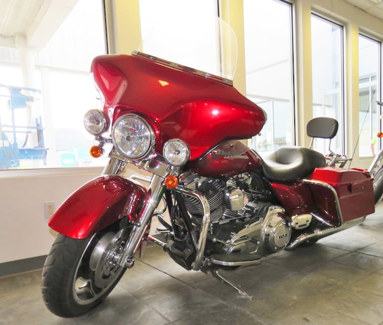 Used 2012 Harley Davidson Flhx MC Commercial in Hanover, PA