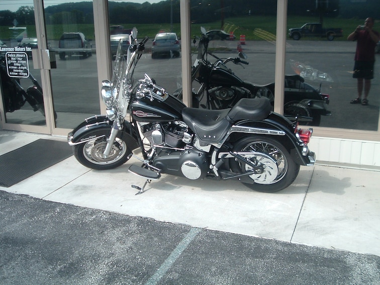 Used 2008 Harley Davidson Heritage Soft Tail MC Commercial in Hanover, PA