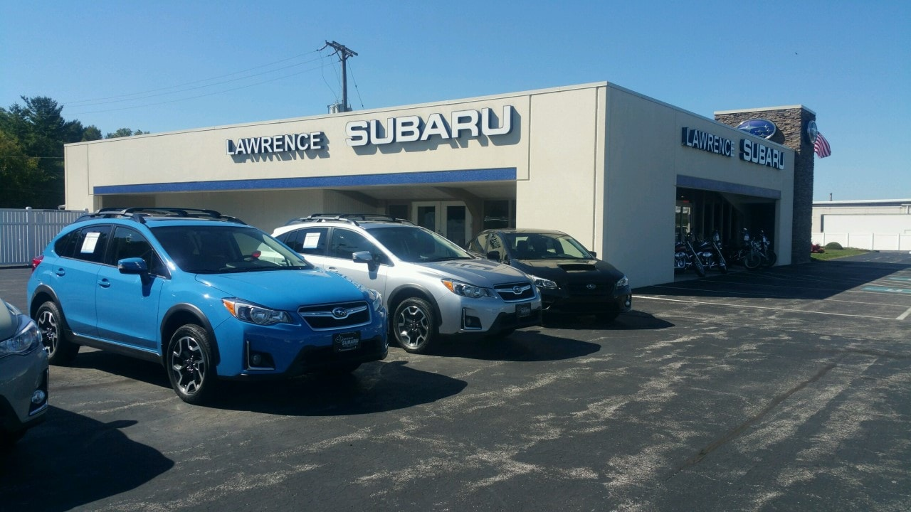 about lawrence subaru new subaru and used car dealer in hanover pa serving york pa. Black Bedroom Furniture Sets. Home Design Ideas