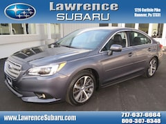 Certified Pre-Owned 2015 Subaru Legacy 2.5i Limited Sedan 4S3BNAN61F3076248 in Hanover, PA