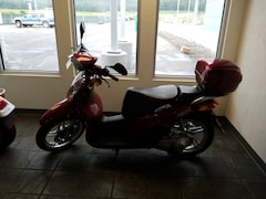 2009 Chunfendhold Scooter MC Commercial LCETDKP1X96000352