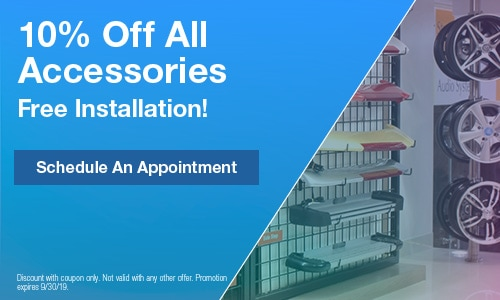 10% Off All Accessories