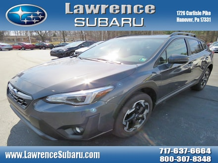 Featured New 2021 Subaru Crosstrek Limited SUV for Sale in Hanover, PA