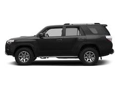 2018 Toyota 4Runner TRD Off Road Premium SUV 4x4 Midnight Black JTEBU5JR9J5503677 V-6 cyl 4.0L Automatic D1913P Regular Unleaded