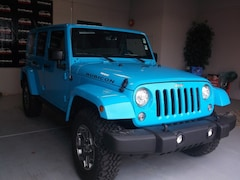 New 2017 Jeep Wrangler Unlimited Rubicon 4x4 SUV for sale near Salt Lake City