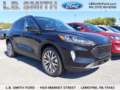 New 2020 Ford Escape Hybrid Titanium SUV for sale in Lemoyne PA