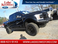 2019 Ford F-150 LARIAT with Black Ops Package Truck SuperCrew Cab