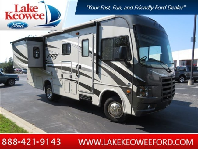 2014 Ford F-53 Motorhome Chassis MOTOR HOME Truck