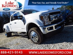 2019 Ford F-450 XLT Truck Crew Cab