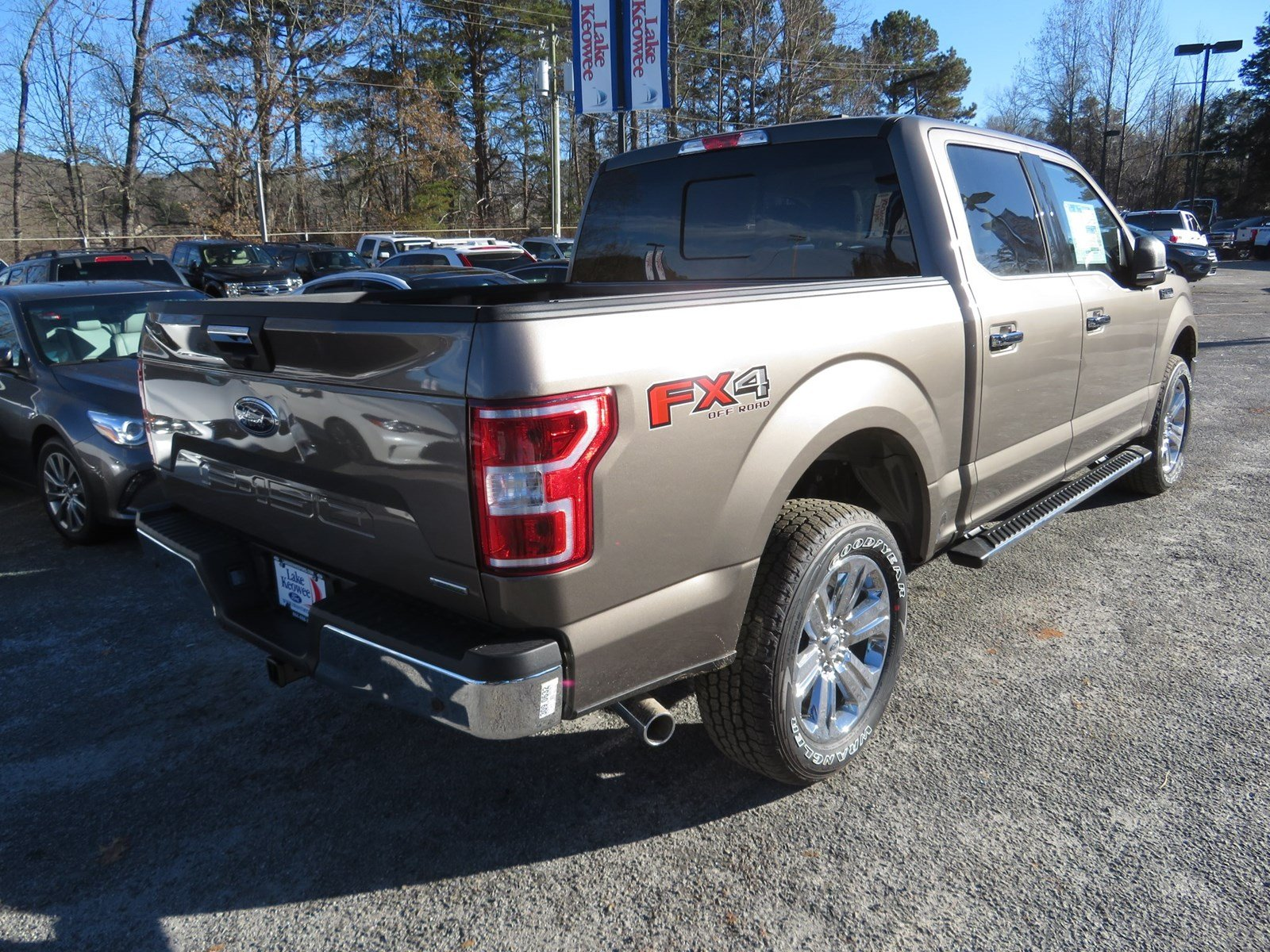 New 2019 Ford F-150 For Sale at Lake Keowee Ford | VIN