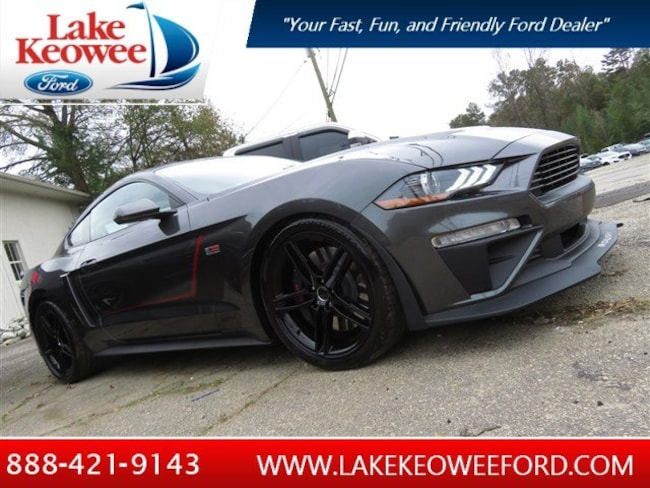 2018 Ford Mustang GT Premium with Roush JackHammer Package Coupe