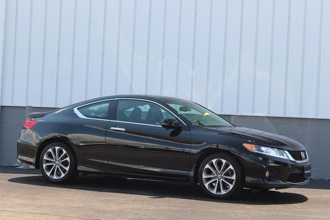 Used 2015 Honda Accord EX-L V-6 Coupe for sale in Cincinnati OH