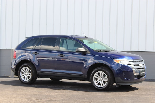 Used 2011 Ford Edge SE SUV for sale in Cincinnati OH