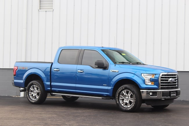Used 2015 Ford F-150 Truck for sale in Cincinnati OH