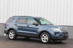 2018 Ford Explorer SUV 1FM5K7B84JGB87128