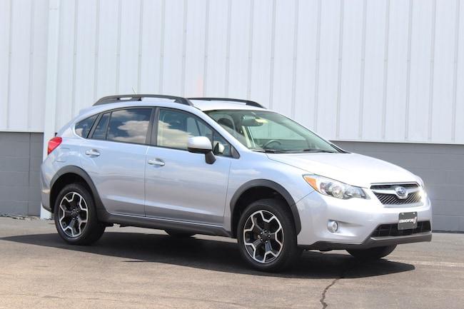 Used 2014 Subaru XV Crosstrek 2.0i Limited SUV for sale in Cincinnati OH