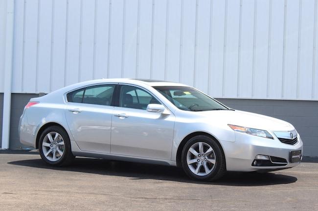 Used 2012 Acura TL 3.5 w/Technology Package Sedan for sale in Cincinnati OH