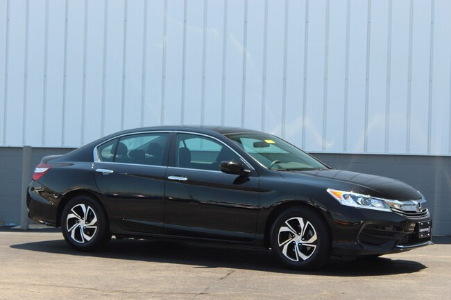 Used 2016 Honda Accord LX Sedan for sale in Cincinnati OH