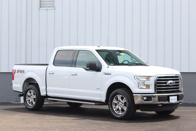 Certified Pre-Owned 2016 Ford F-150 Truck for sale in Cincinnati OH