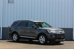 New 2018 Ford Explorer XLT SUV for sale in Lebanon, OH