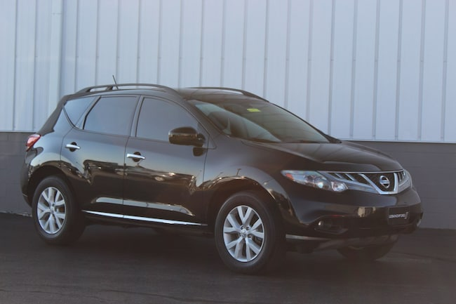 Used 2011 Nissan Murano SUV for sale in Cincinnati OH