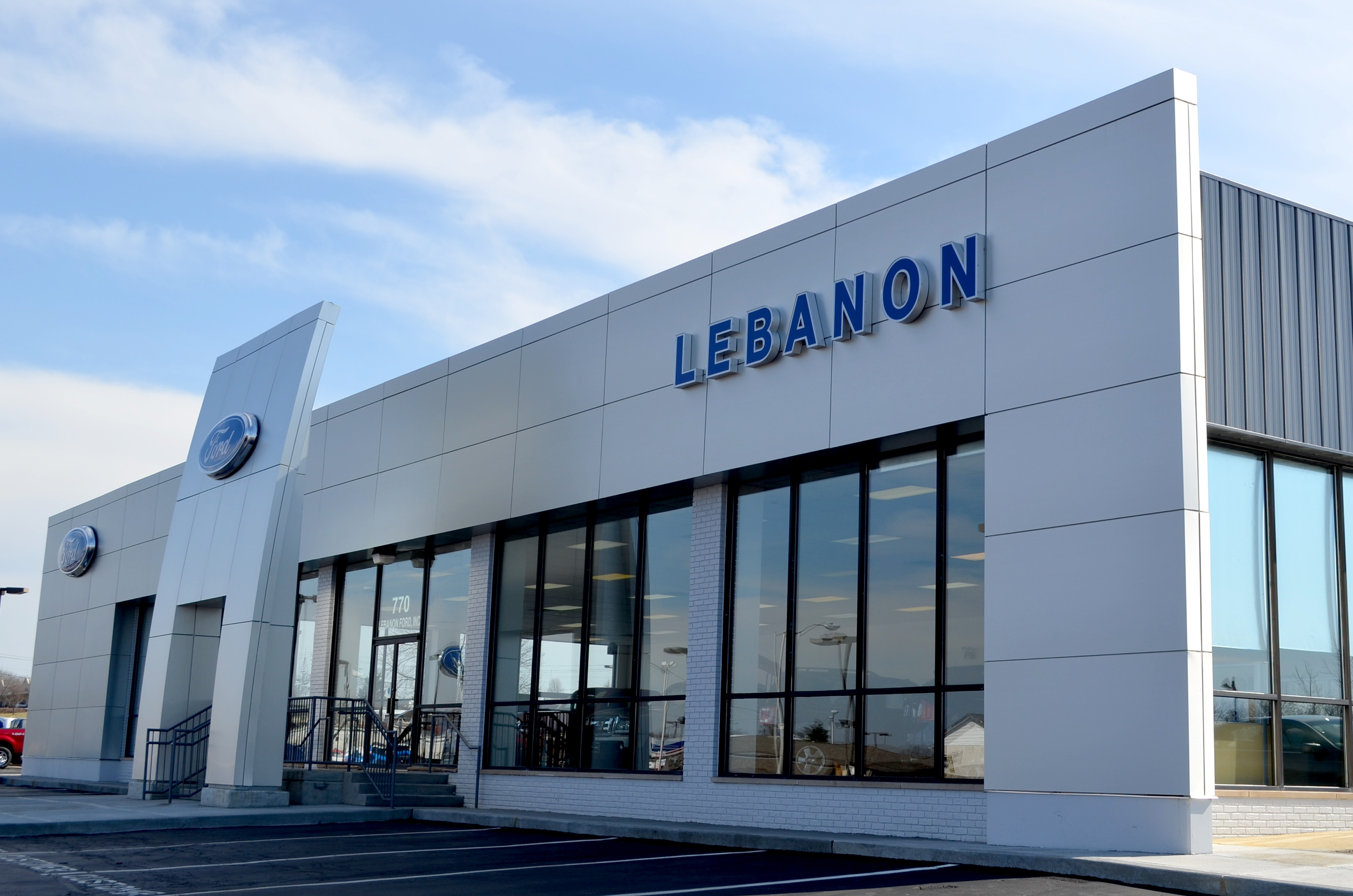 About Lebanon Ford