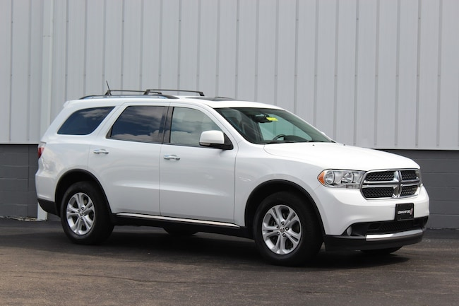 Used 2013 Dodge Durango Crew SUV for sale in Cincinnati OH