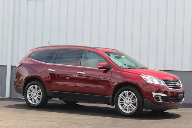 Used 2015 Chevrolet Traverse LT w/1LT SUV for sale in Cincinnati OH